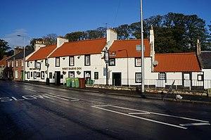 West Barns - Image: West Barns Inn, West Barns near Dunbar (geograph 4212753)