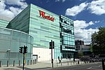 Westfield London shopping area in London Borough of Hammersmith and Fulham, spring 2013 (5).jpg
