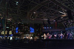 Harbourfront Centre - Westjet Stage