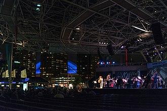 Harbourfront Centre - Westjet Stage