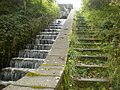 Wet and dry steps - geograph.org.uk - 1535610.jpg