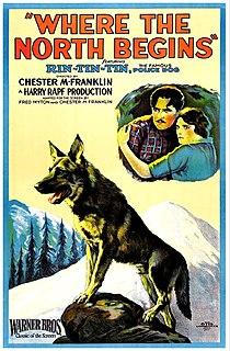 <i>Where the North Begins</i> 1923 film