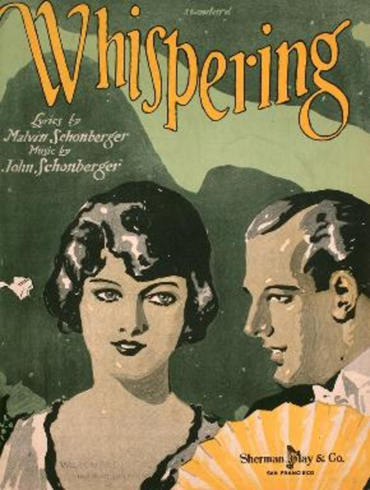 Whispering (song) - Wi...