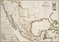 White, Gallaher & White Mapa de los Estados Unidos de Méjico 1828 UTA.jpg