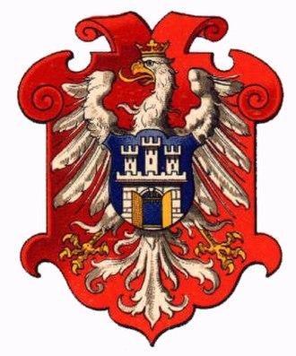 Grand Duchy of Kraków - Image: Wielkie ksiestwo krakowskie