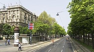 Ring Boulevard Vienna