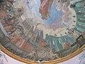 Wiggensbach St Pankratius Kuppelgemälde Esther vor Ahasver 5.jpg