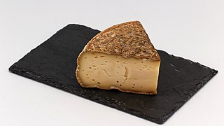 Tomme de Savoie French cheese