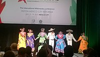 Wikimania 2015 opening ceremony ovedc 14.jpg