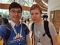 Wikimania 2019 by Deryck day 1 - 05 Catrope.jpg