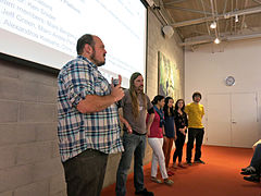 Wikimedia Foundation 2013 Tech Day 1 - Photo 03.jpg