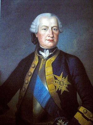William Henry, Prince of Nassau-Saarbrücken - Image: Wilhelm Heinr 007 2