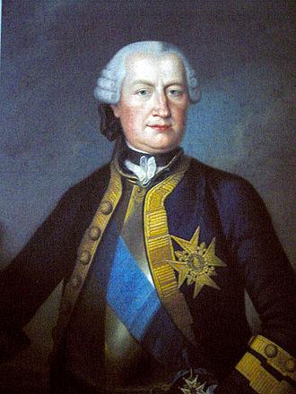 County of Saarwerden - Wilhelm Heinrich, Prince of Nassau-Saarbrücken (1718–1768).