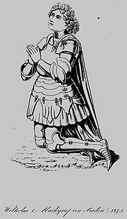 William, Margrave of Hachberg-Sausenberg
