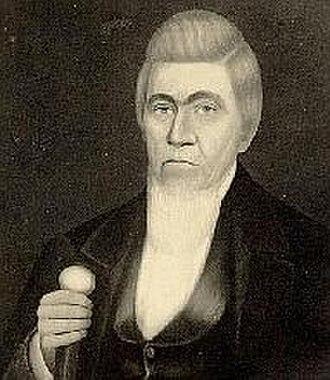 William Burton (governor) - Image: William Burton (governor)
