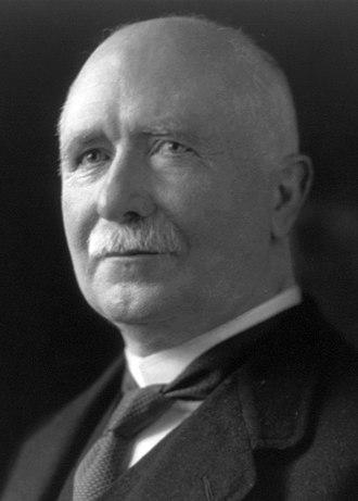 Reform Government of New Zealand - Image: William Ferguson Massey 1919