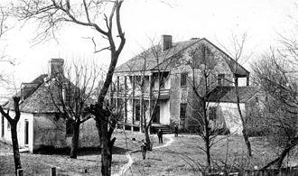 Panton, Leslie & Company - Image: William Panton Home 1890s
