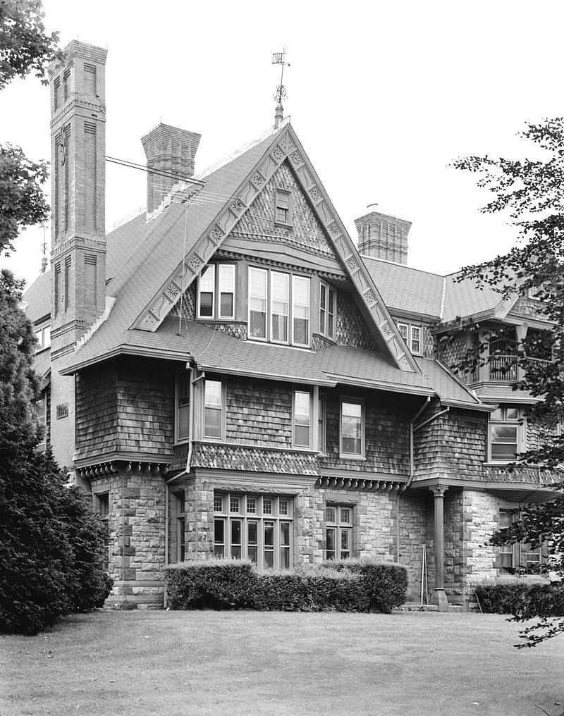 The William Watts Sherman House, Newport RI