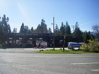 Williams, Oregon Census-designated place in Oregon, United States