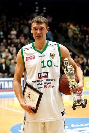 Adam Wójcik - Adam Wójcik in 2012