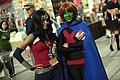 Wonder Woman & Gamora cosplayers (15831283398).jpg