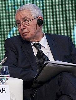 Abdelkader Bensalah Algerian politician