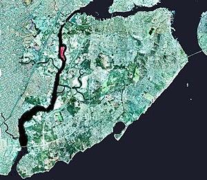 Population Staten Island