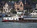 Wunnenstein (ship, 1969 ) ENI 04403450 on the Rhine pic3.JPG