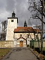 Wysocice, church.JPG