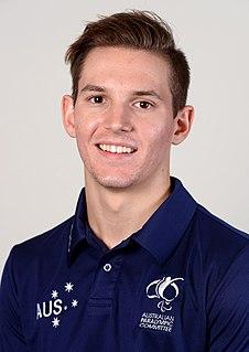 Rheed McCracken Australian Paralympic athlete