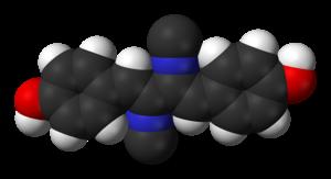 Xantocillin - Image: Xantocillin from xtal 3D vd W
