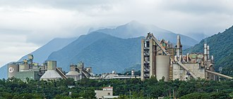 Asia Cement Corporation - Asia Cement Corporation, Hualien Plant