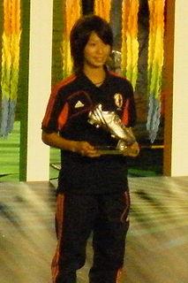 Yoko Tanaka Japanese footballer