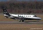 YU BZM Cessna Citation XLS+ C56X -PNK (11868213054).jpg