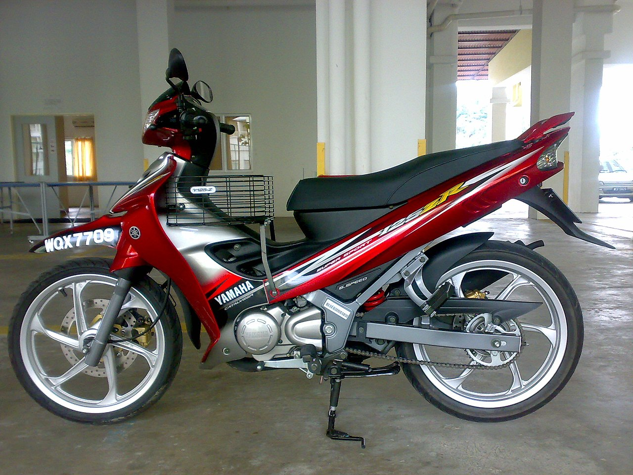 Yamaha Model Name Number Ypt