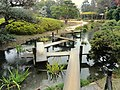 Yatsuhashi Bridge - Korakuen (Okayama) - DSC01716.JPG