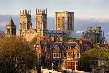 York Minster from the Lendal Bridge