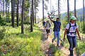 Youth Wilderness Trip for the film Untrammeled (13957232191).jpg