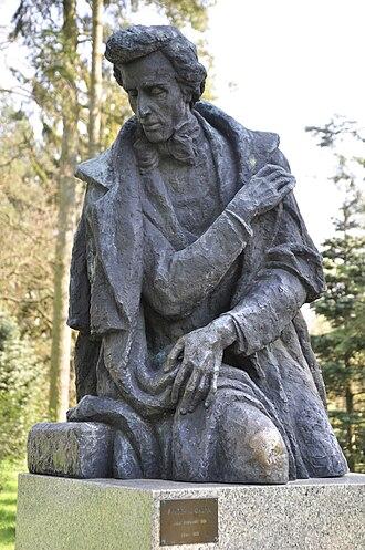 Frédéric Chopin monument in Żelazowa Wola - Image: ZW13 DSC0179