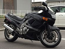 Kawasaki Zx 6 And Zzr600 Wikipedia