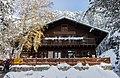 Zamkovskeho chata in winter, High Tatras, Slovakia.jpg