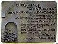 Zehntscheuer in Teningen, Tafel.jpg