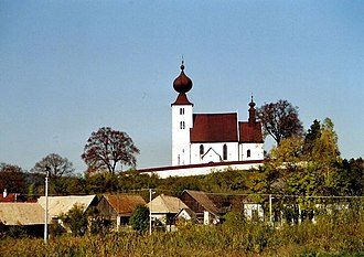 Žehra - The church in Žehra is a UNESCO World Heritage Site
