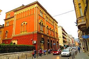 Metropolitanate of Dabar-Bosna - Headquarters of Metropolitanate