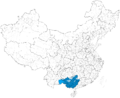 Zhuang autonomous prefectures and counties in China..png