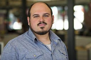 Staff portrait of Jared Zimmerman