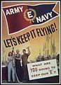 """Army-Navy production award"" - NARA - 513620.jpg"