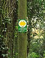 """""""Landowners welcome caring walkers"""" - geograph.org.uk - 2146144.jpg"""