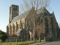 """""""Onze-Lieve-Vrouw-Hemelvaart"""", parochiekerk, Kerkstraat 39 2, Damme.JPG"""