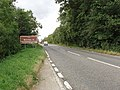 """Welcome to Northamptonshire"" notice on A428 at county boundary - geograph.org.uk - 532308.jpg"